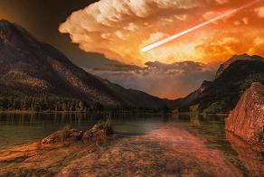 La Terre primitive, contexte géochimique d'apparition de la vie.