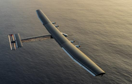 Solar Impulse 2 undertakes a maintenance flight in Hawaii. Solar Impulse