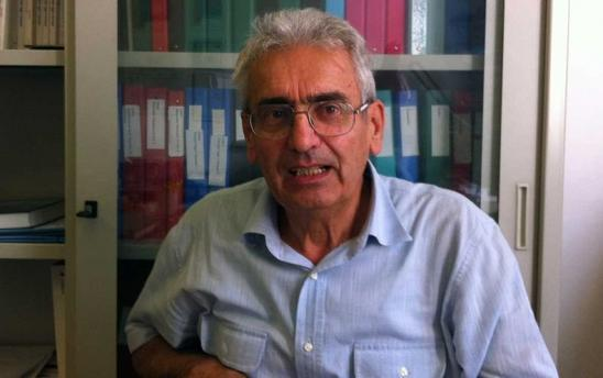 Professeur Vincenzo Balzani