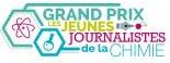 Logo Grand Prix Jeunes Journalistes de la chimie 2016