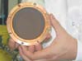 Cibles et substrats utilisables : cibles céramiques élaborées au CIRIMA. Source : CIRIMAT