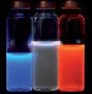 De nouvelles encres sont développées pour l'affichage d'OLED imprimées. Source : Solvay