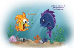 La mer, réservoir de la pollution humaine