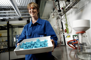 High performance catalysts for chemical industry
