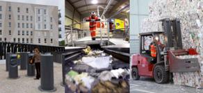 Avec une organisation de proximité, les déchets après transformation sont une ressource locale.
