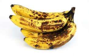Bananes mûres